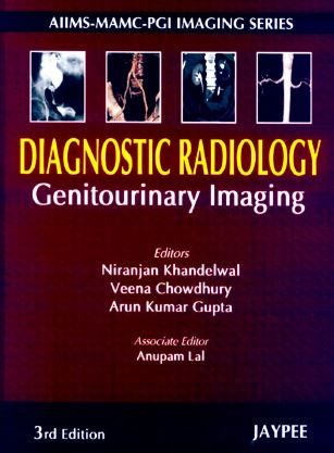 Diagnostic Radiology Genitourinary Imaging - 3rd edition