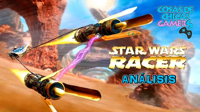 Star wars racer ps4 analisis portada