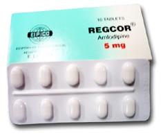 سعر ودواعى إستعمال أقراص ريجكور Regcor لضغط الدم