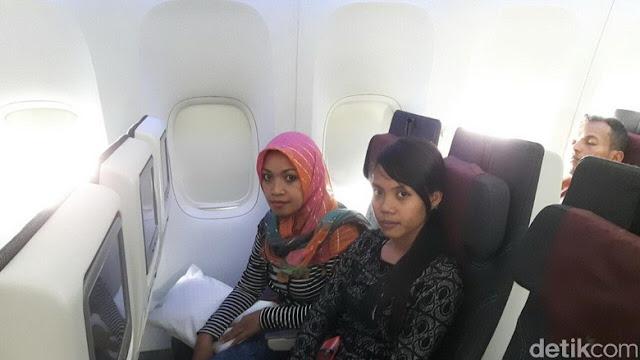 KBRI Amman Pulangkan 2 WNI Diduga Korban TPPO ke Indonesia