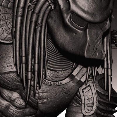 """Foto teaser de City Hunter Predator de """"Predator 2"""" - Prime 1 Studio"""