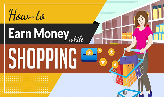 How to Earn Money while Shopping
