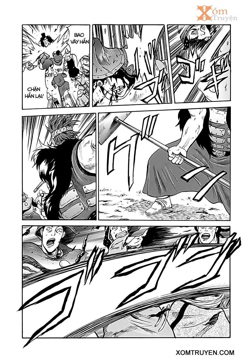 Horizon (okada takuya) chap 1 trang 6