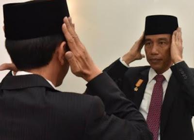 Ubedilah Badrun Jokowi Sedang Emosi dengan Kegagalannya Sendiri