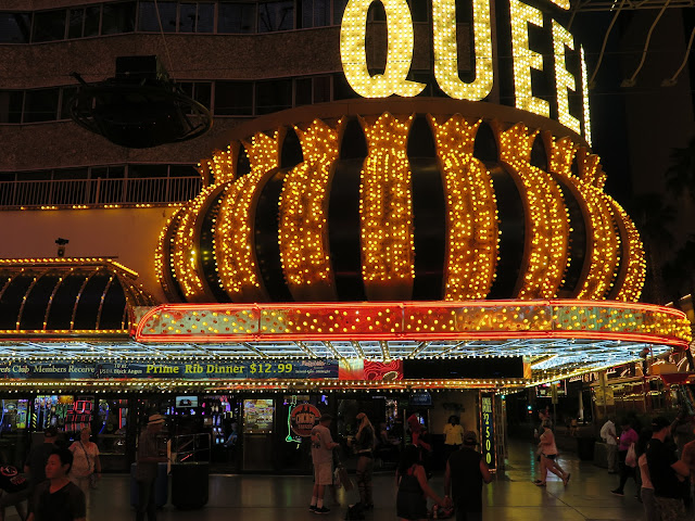 Four Queens Neon Las Vegas
