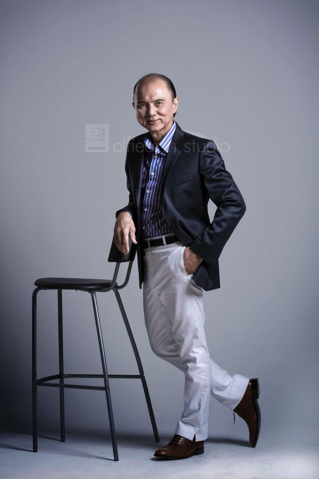 32efd87f656 Alfiearth fashion  Prof. Datuk Dr. Jimmy Choo OBE potrait