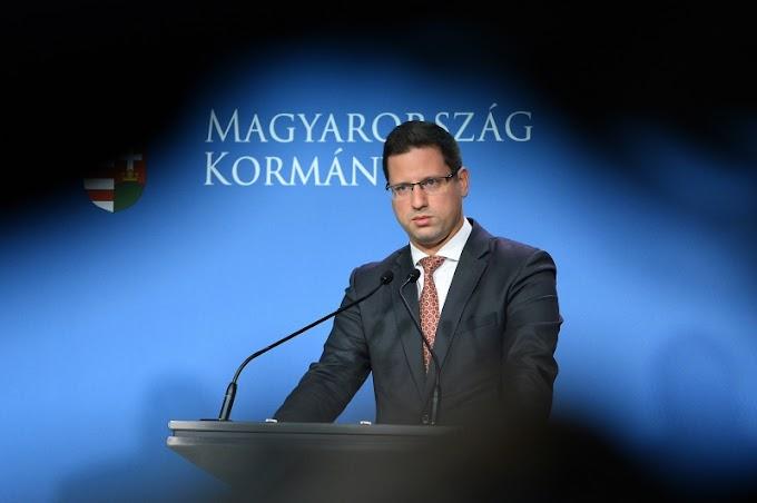 Gulyás: Az euró bevezetése hatalmas árdráguláshoz vezetne, és sokat ártana a gazdaság versenyképességének