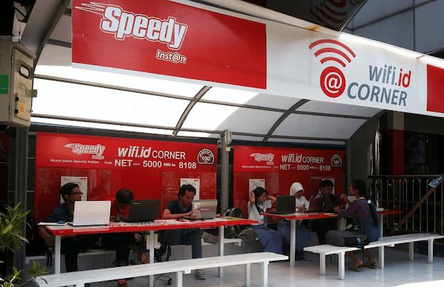 akun wifi id gratis Maret 2021