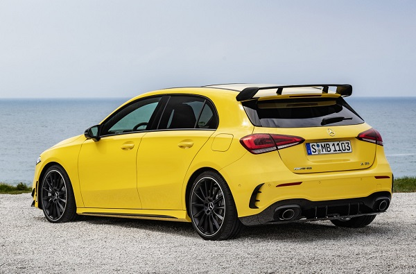Mercedes AMG A 35 4 Matic