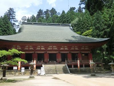 延暦寺釈迦堂