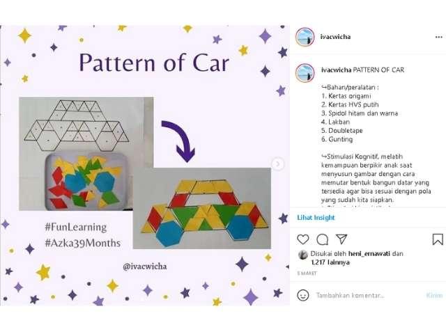 Bermain tangram