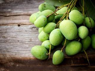 Health Benefits Of Raw Mango - कच्चे आम की सब्जी बनाने की विधि