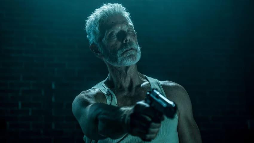 Фильм ужасов «Не дыши 2» выйдет в кинотеатрах в августе 2021 года