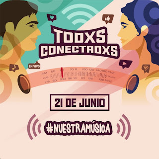 """""""Todxs Conectadxs"""" convoca a músicas y músicos chilenos para el 21 de junio de 2020"""