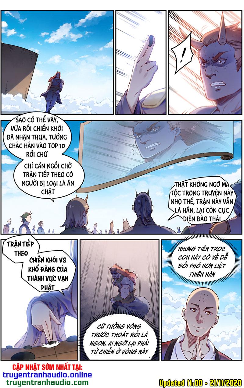 Bách Luyện Thành Thần chap 655 - Trang 3