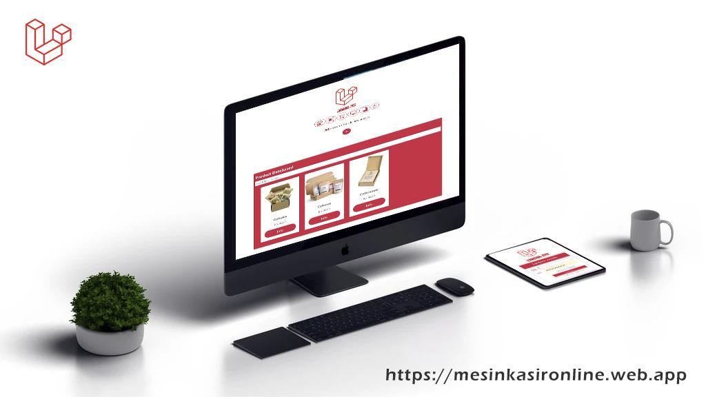 mesin kasir online