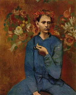 """""""Boy with a Pipe"""", Pablo Picasso"""