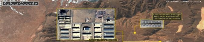 China Consolidates Rutog Base Near Pangong Tso To House Disengaged Pla Troops