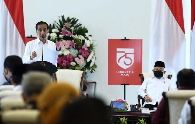 Presiden Jokowi Resmi Bubarkan 18 Badan dan Lembaga, Ini daftarnya