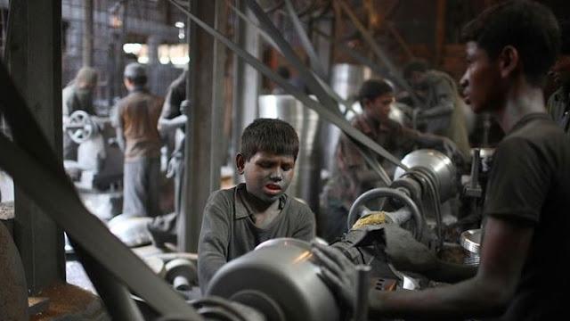 Παγκόσμια Ημέρα κατά της παιδικής εργασίας – Σοκάρουν τα στοιχεία