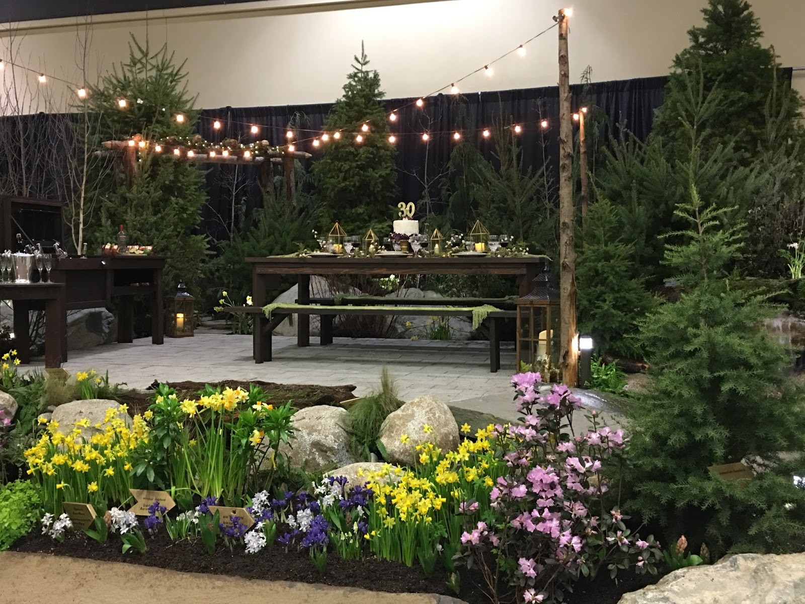 moments of delightanne reeves: northwest flower and garden show