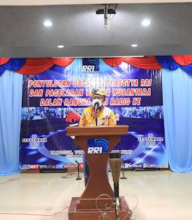 Peringatan Hari Radio Ke-76 Tahun 2021 di Kota Tarakan