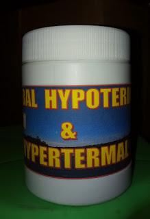 HERBAL TERAPI HYPOTERMAL