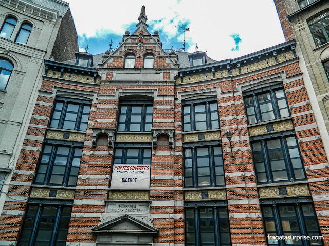 arquitetura de Bruxelas, Bélgica