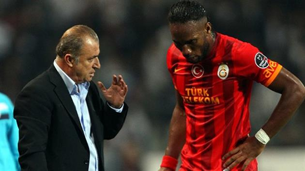 Didier Drogba'dan Galatasaray'a dönüş sinyali