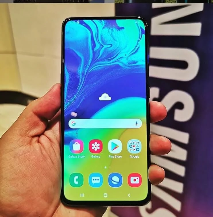 Samsung Galaxy A80 with 48MP Rotating Camera Now Only Php29,990