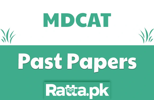 MDCAT Topic & Unit Wise Past Papers PDF Download