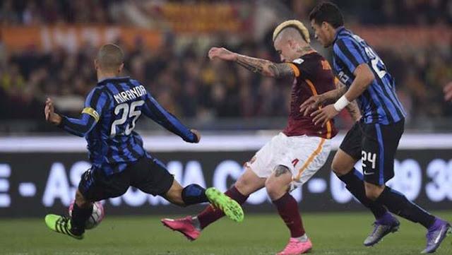 Video Inter Milan - Roma: Người hùng phút 86, đại chiến vé C1