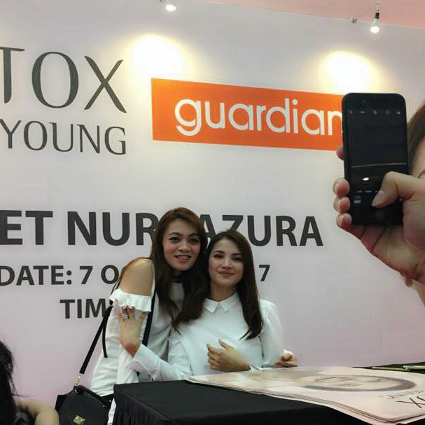 NUTOX STAY YOUNG MEET NUR FAZURA