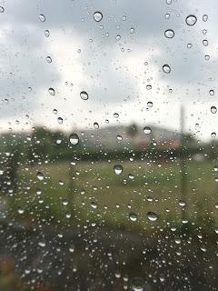 Tivoli sotto il temporale