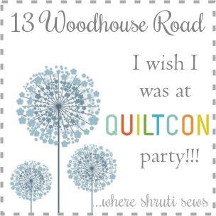 I wish I was at QuiltCon # 3