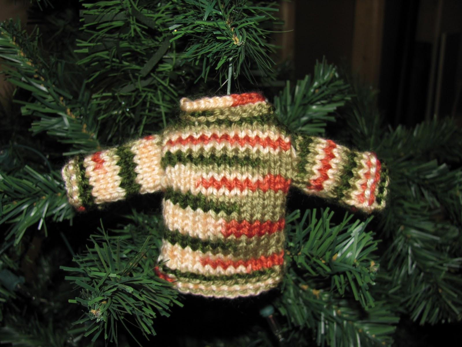 Twenty Something Granny: Christmas Crafts: Part 1 - Mini ...