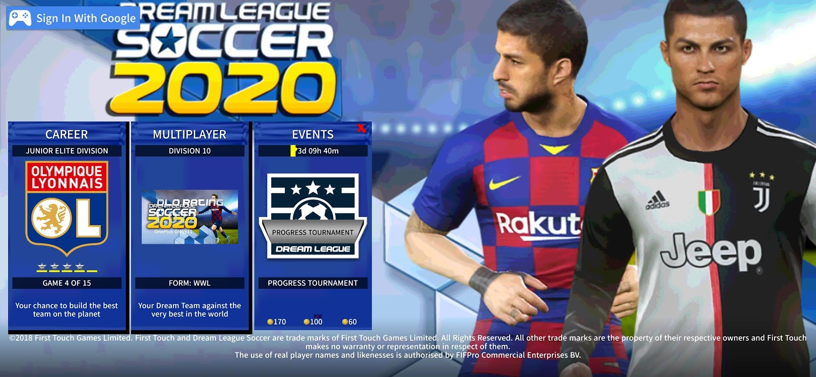 Download Dream League Soccer 2020 New Esports Edition