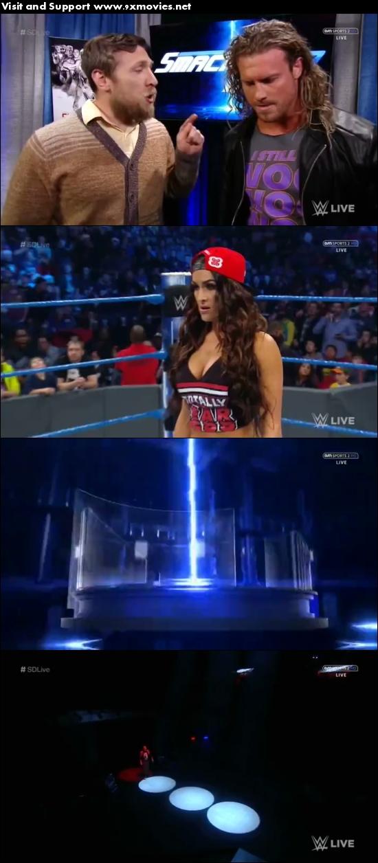 WWE Smackdown Live 20 Dec 2016 HDTV 480p