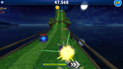 Sonic dash juegos Windows 10 parte 3