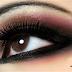 مكياج عيون سمكوى أو الدخانى بالخطوات , أسهل طريقة رسم مكياج عيون