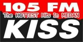Radio 105 KISS FM Medan Sumatera Utara