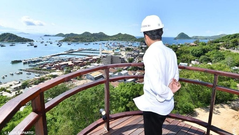 "Rencana Penamaan ""Puncak Jokowi"" di Kawasan Wisata Mandeh Tuai Kontroversi"