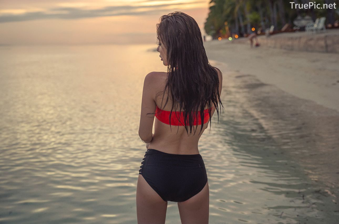 Hyun Kyung - Glam Chic Bikini - Korean model and fashion - Picture 7