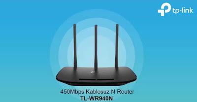 Cara Setting TP-Link TL-WR940N
