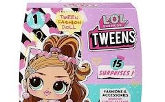 Новинка близняшки L.O.L. Surprise Tweens с 15 сюрпризами