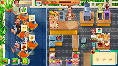 Baking Bustle Game Screenshot 4