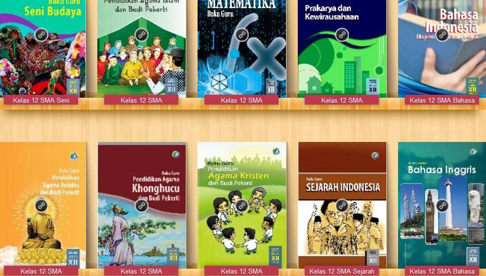 Buku Siswa Kelas XII Kurikulum 2013
