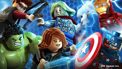 Lego Marvel's Avengers Review for the PS Vita ~ PS Vita Hub | Playstation Vita News, PS Vita Blog