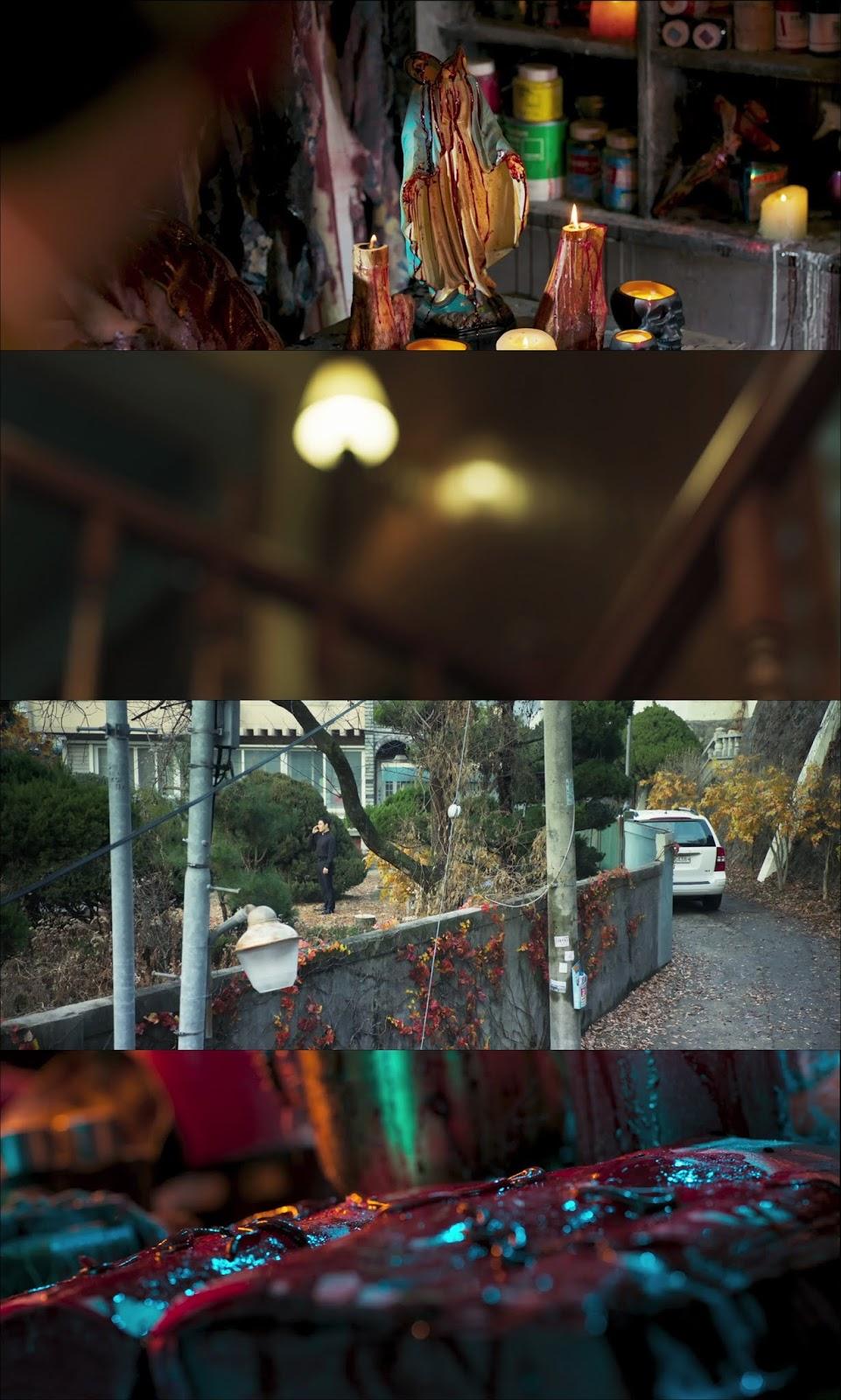 Los Rostros del Diablo (2019) HD 720p Latino