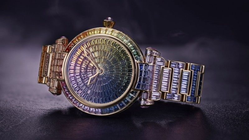 Chopard Imperiale Joaillerie, BaselWorld 2016